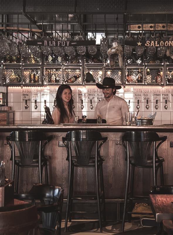 À la Fût | Saloon de Montréal