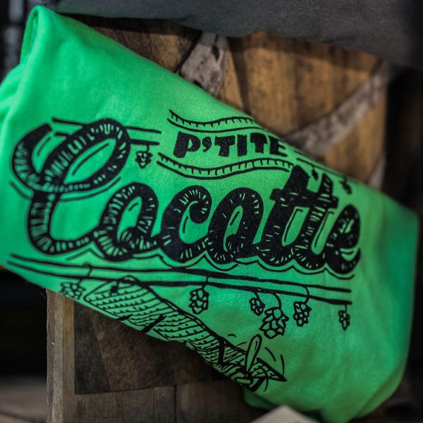 Tshirt P'tite Cocotte – femme