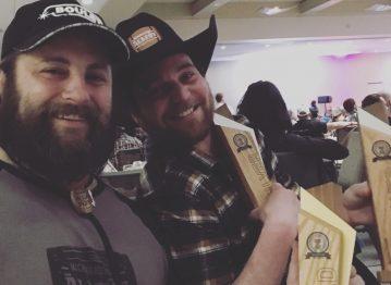 4 prix pour À la Fût au Canadian Brewing Awards!