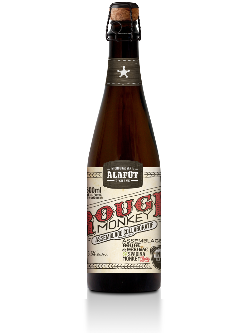 Rouge Monkey – GRAND CRU BARRIQUÉ