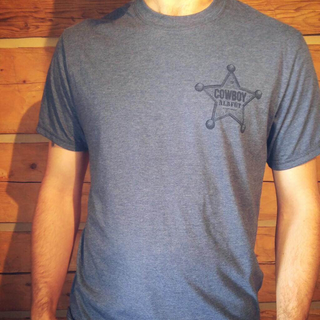 Tshirt Cowboy – homme