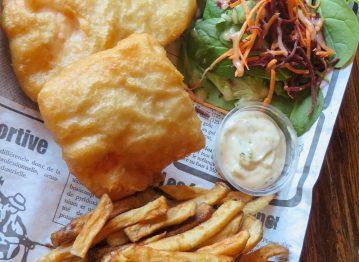 La Truite'n'chips