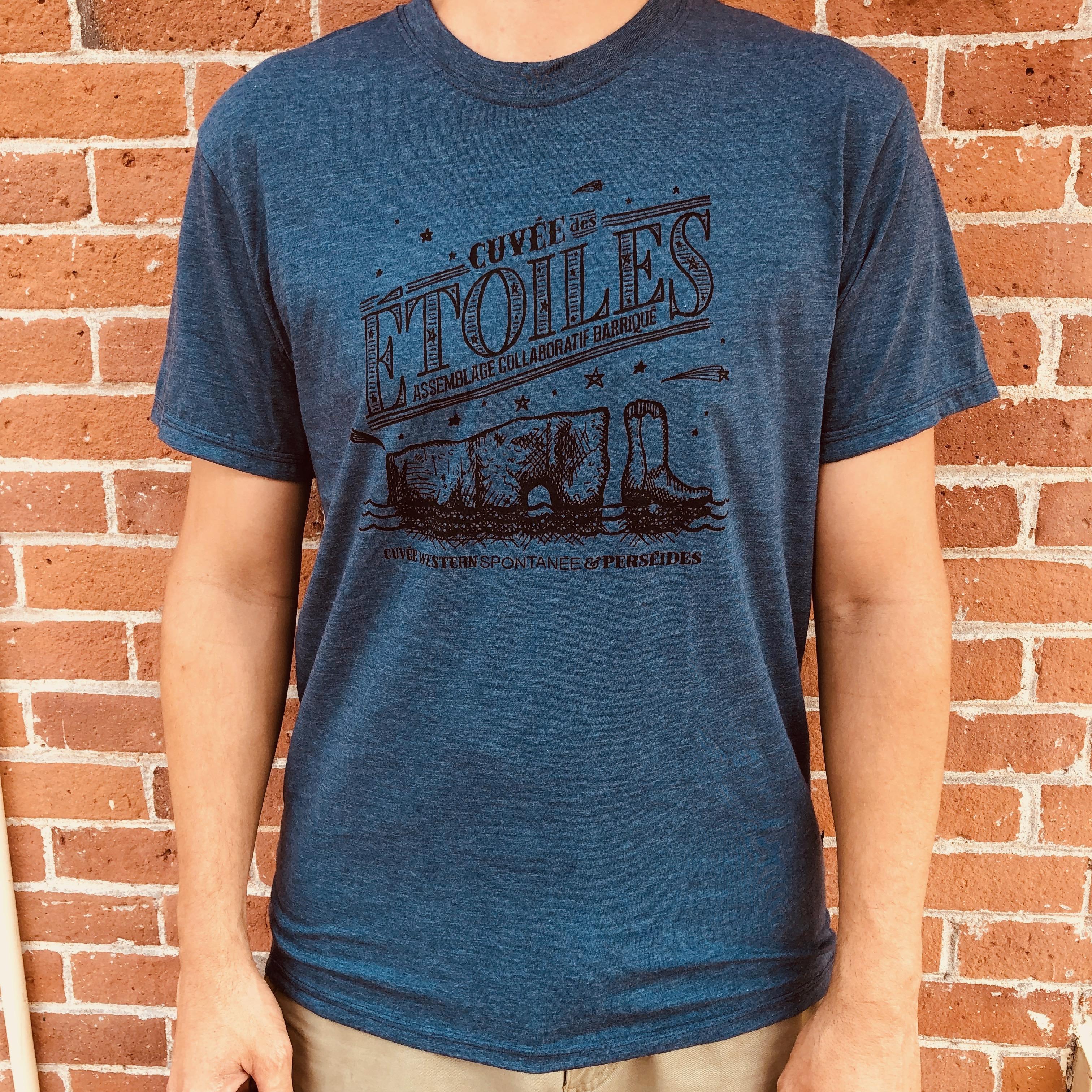 T-shirt Cuvée des Étoiles – homme