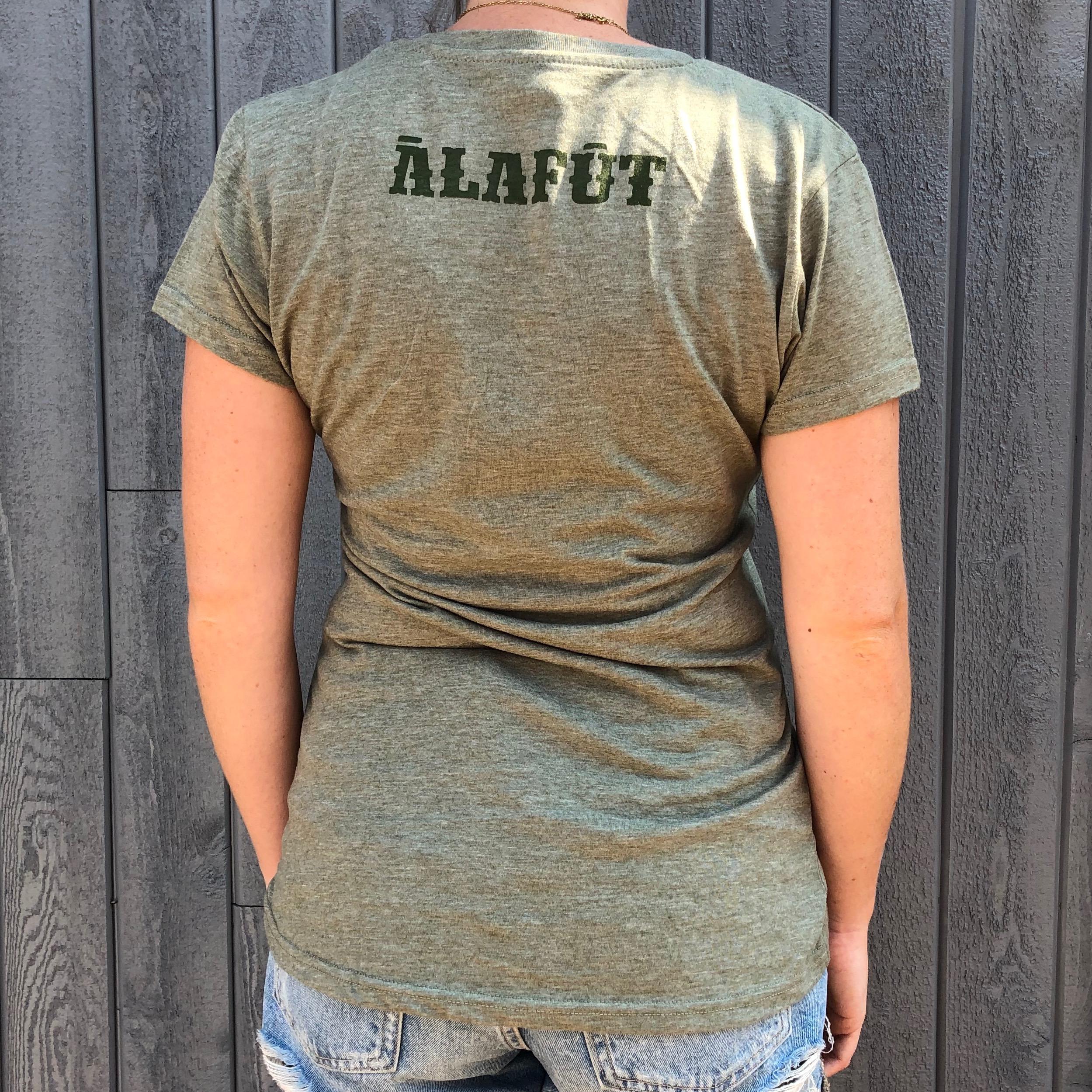 T-shirt Ruine Papilles – femme