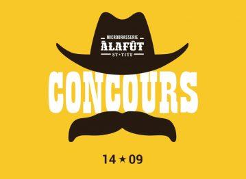 Concours de moustache 2019 À la Fût