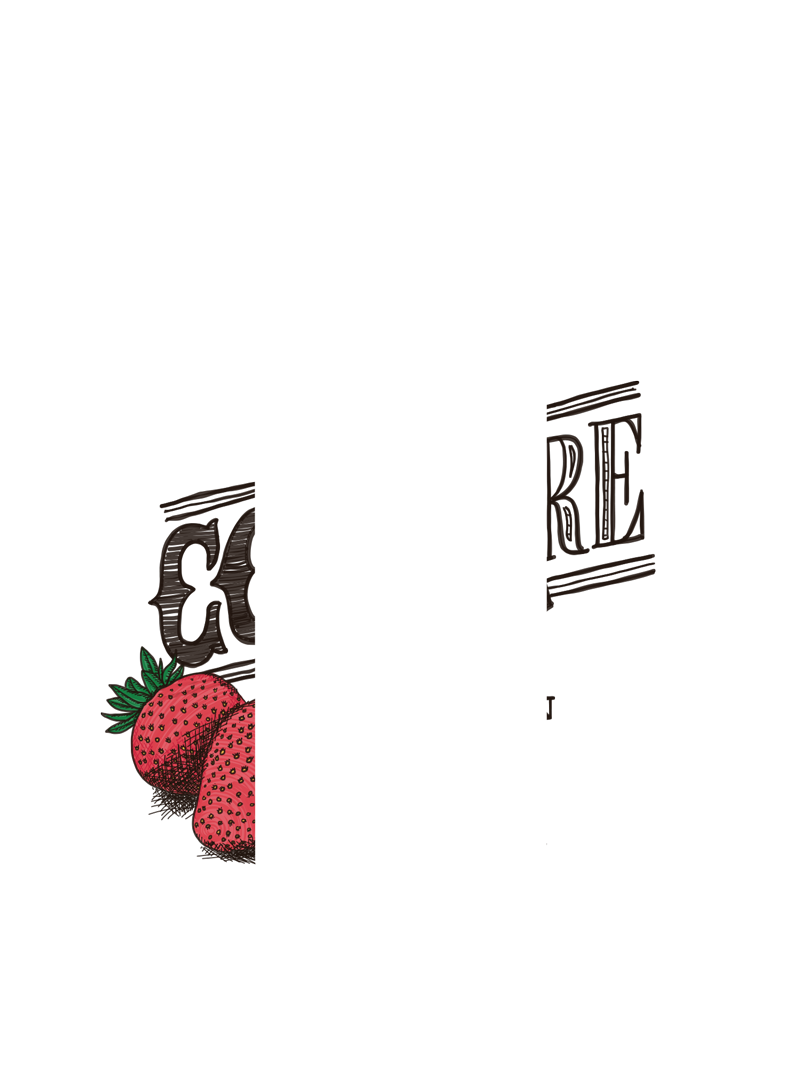 Strawberry Cowsure
