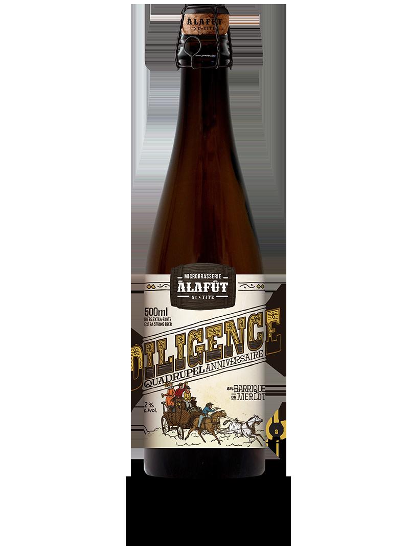 Diligence – Bière anniversaire de la Station des Bières