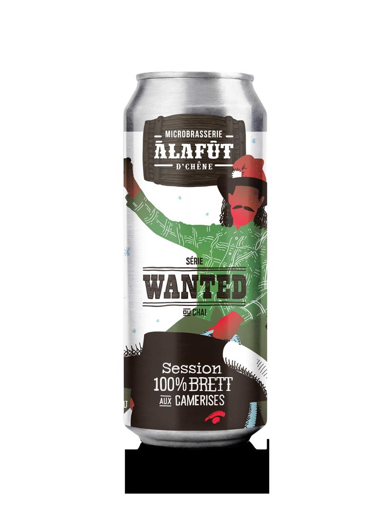 Série « Wanted » du chai #5