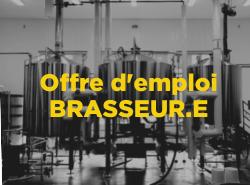 Offre d'emploi : deviens brasseur.e!